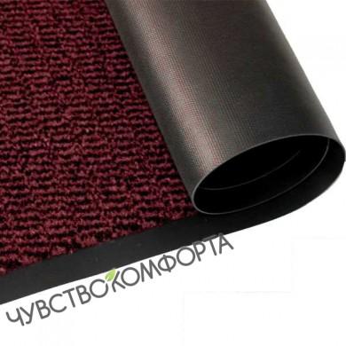 Придверный ковер Спектрум красный