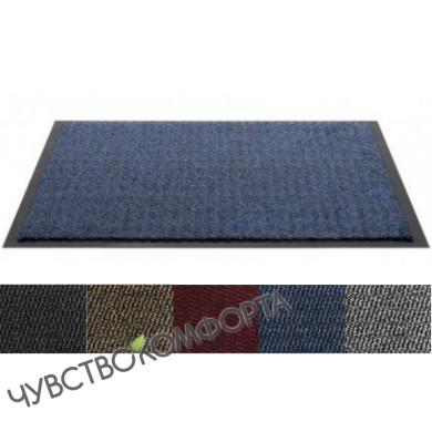 Придверный ковер Спектрум синий