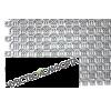 Модульное покрытие Антикаблук 9 и 15 мм.