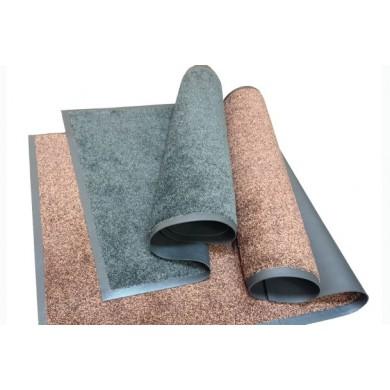 Коврик резиновый грязезащитный ворсовый