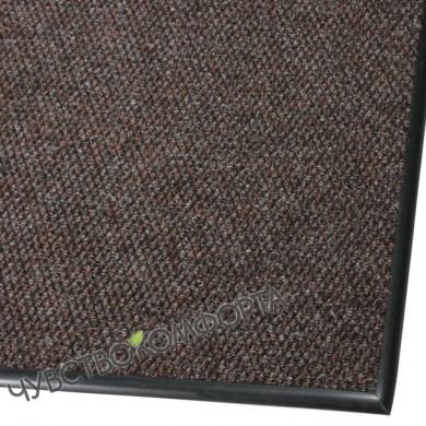 Грязезащитный ковер Супер Стар коричневый