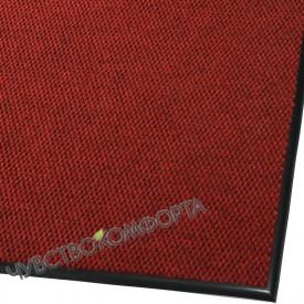 Грязезащитный ковер Супер Стар красный