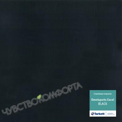 Tarkett Omnisports EXCEL BLACK