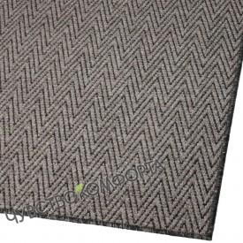 Придверный коврик Зип Стар оверлок бежевый 91*146см. ПО АКЦИИ