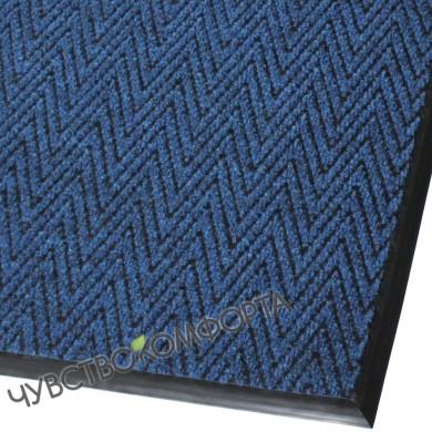 Придверный коврик Зип Стар синий